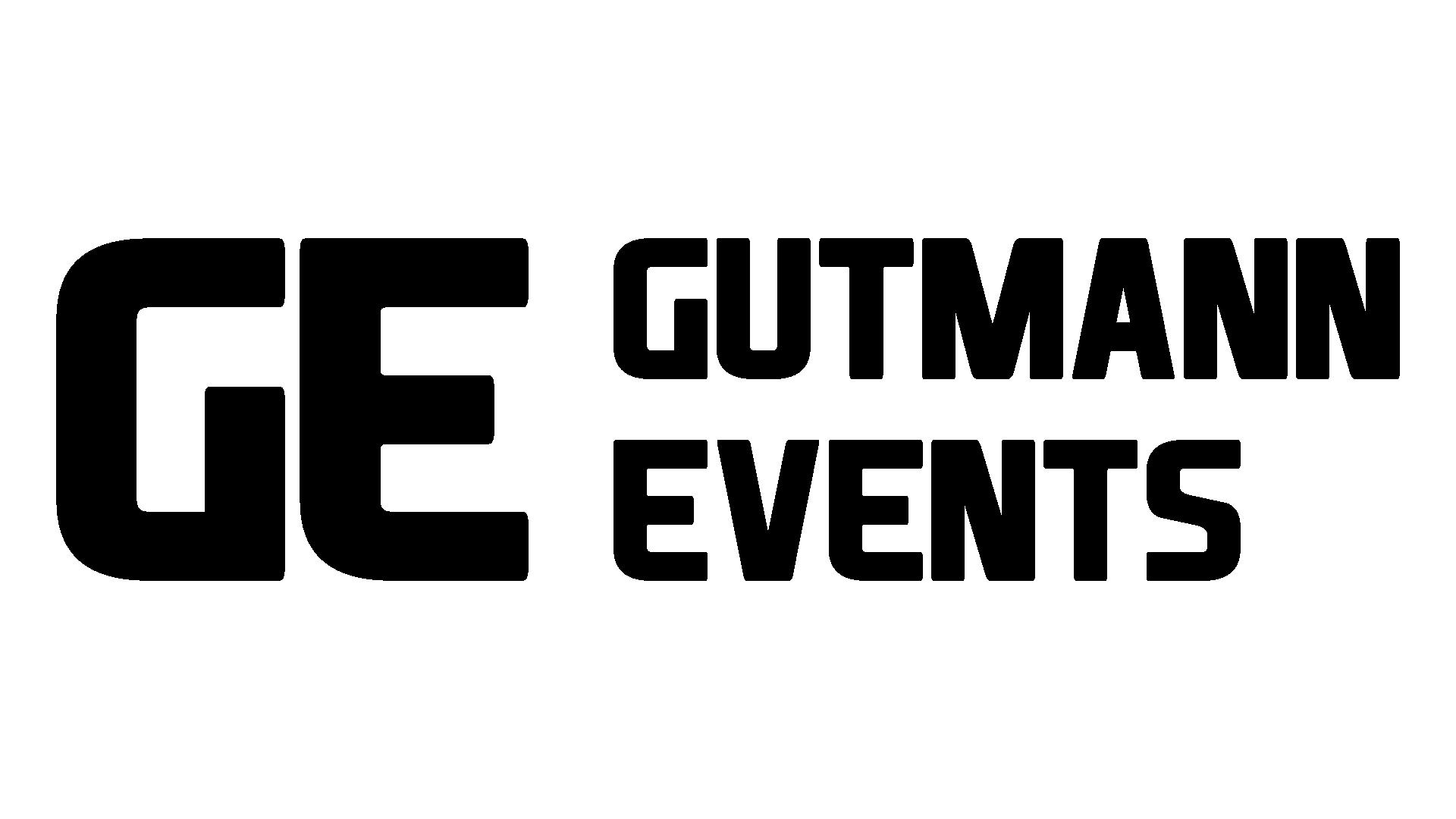 Gutmann Events Logo Quer